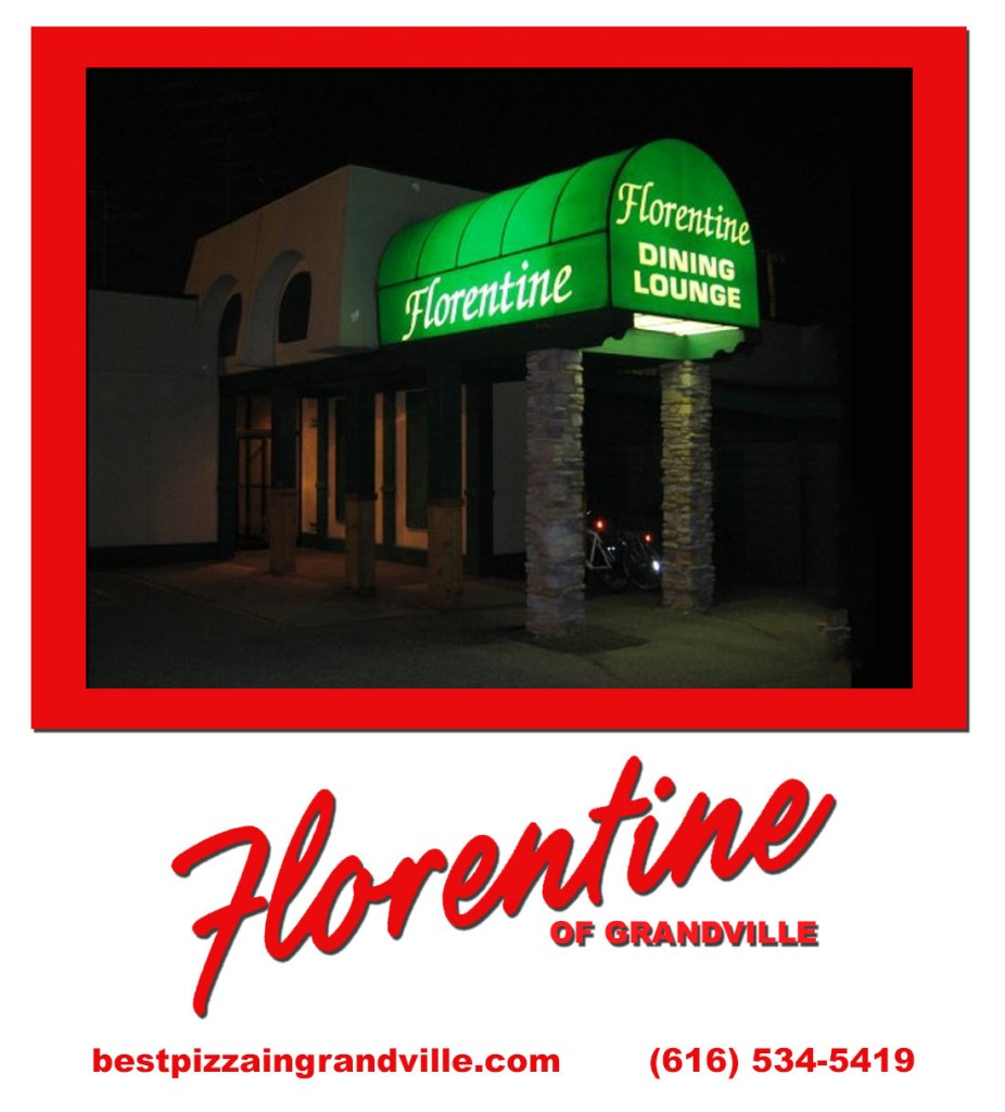 Just around the corner - Florentine Ristorante at 28th and Ivanrest in Grandville