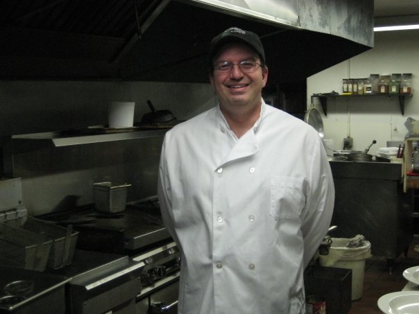 Chef Randy. A new age chef from the old world. Randy has worked at the Florentine for 23 yrs as of Feb 09.