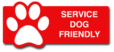 SERVICE_dog_friendly